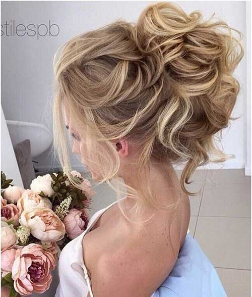 Updo Hairstyles-6