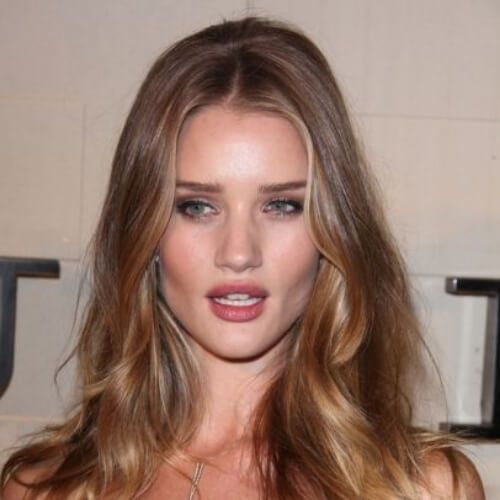 La Rosie Huntington-Whiteley