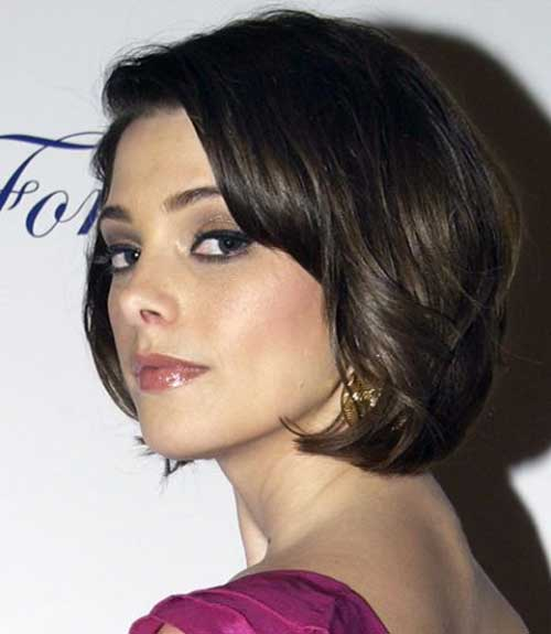 Peinados de Bob Ashley Greene
