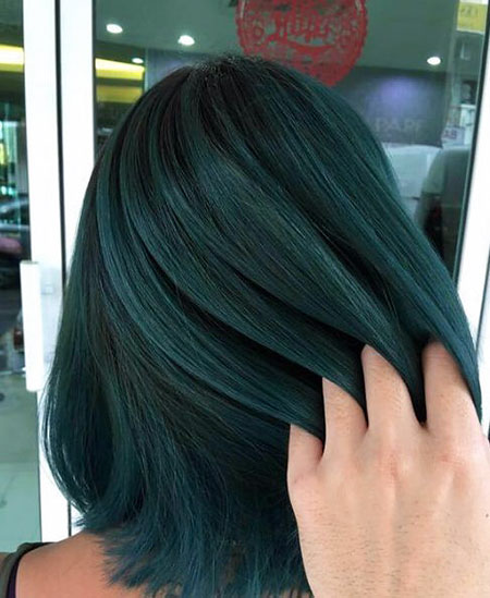 Aspectos destacados Green Color Bob