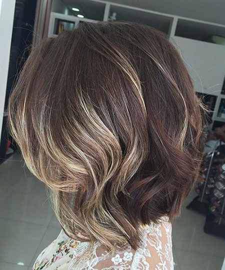 Balayage Hair Thick Longitud