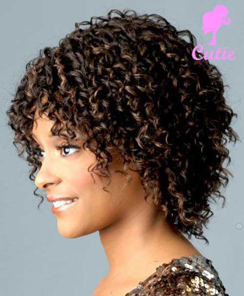 Naturally Curly Bob Hairstyles-9