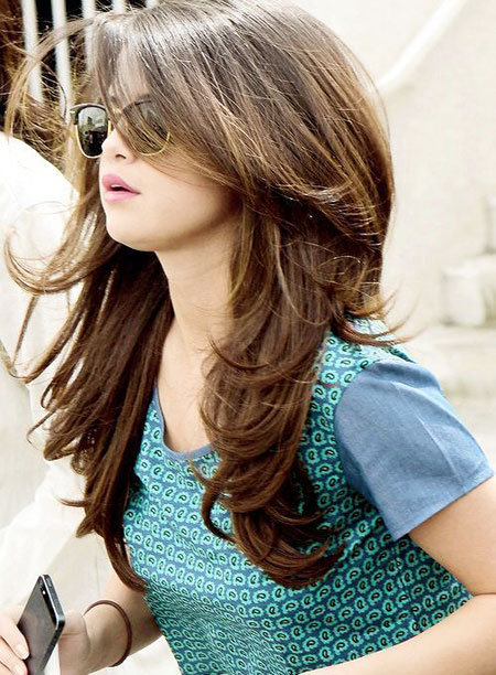 Hair Long Layered Style