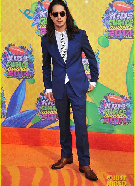 Celebrity Hair, Avanjogia, Kids, Emmy, Awards, Red, Choice