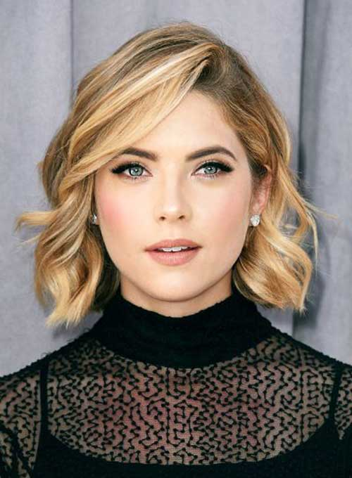 Cabello corto Ashley Benson
