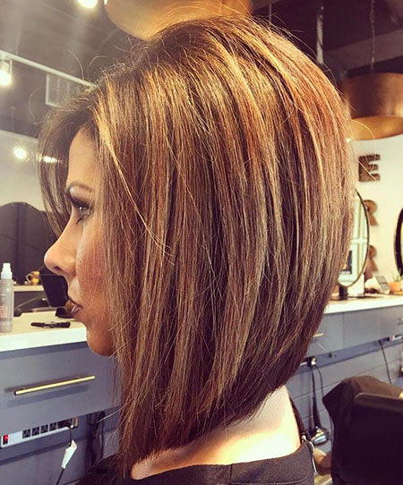 Bob Layered Hairtyles Lob