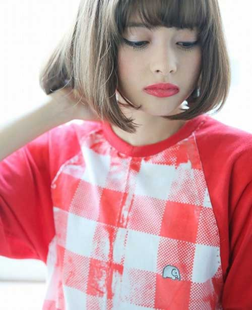 Lindo chino Bob Hairstyle Pictures