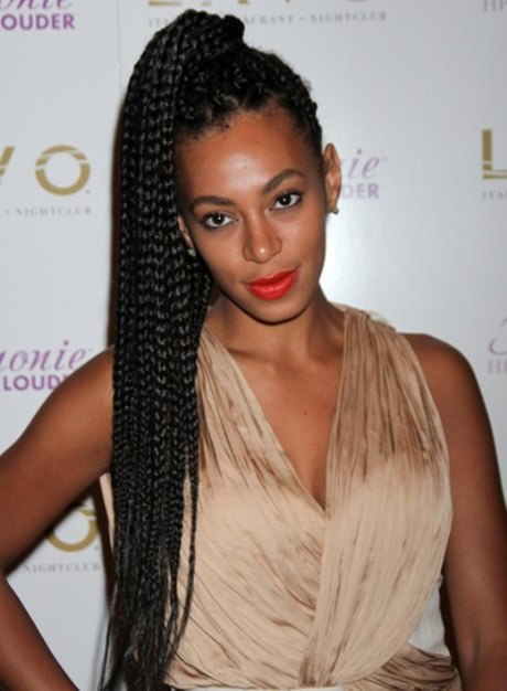 Altos pony twists para mujeres negras